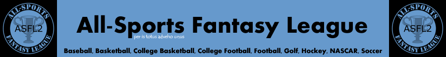 All-Sports Fantasy League
